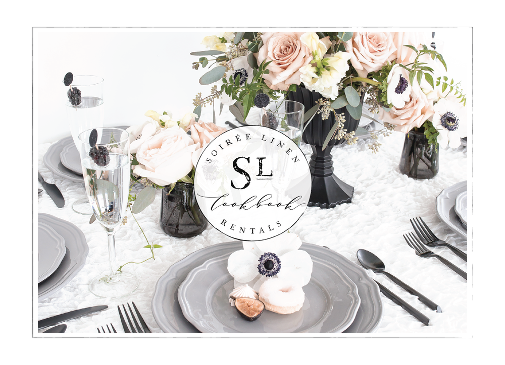 Fine Linen Rentals | Soiree Linen | Loveland Denver Fort Collins