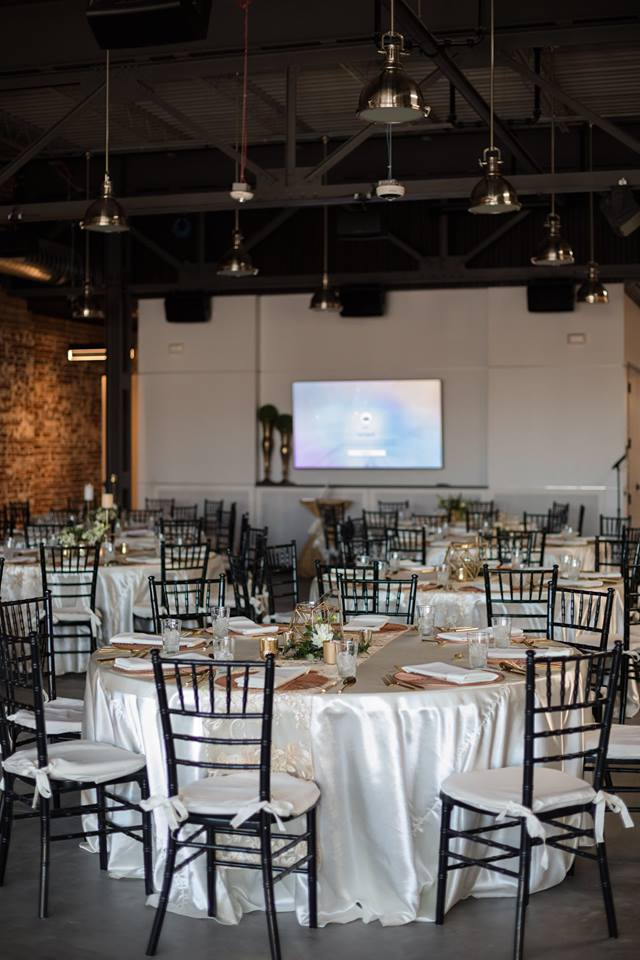 industrial event venue Denver