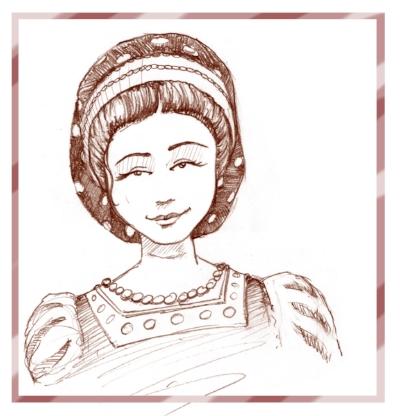 A stunner! Alice Brigantine.