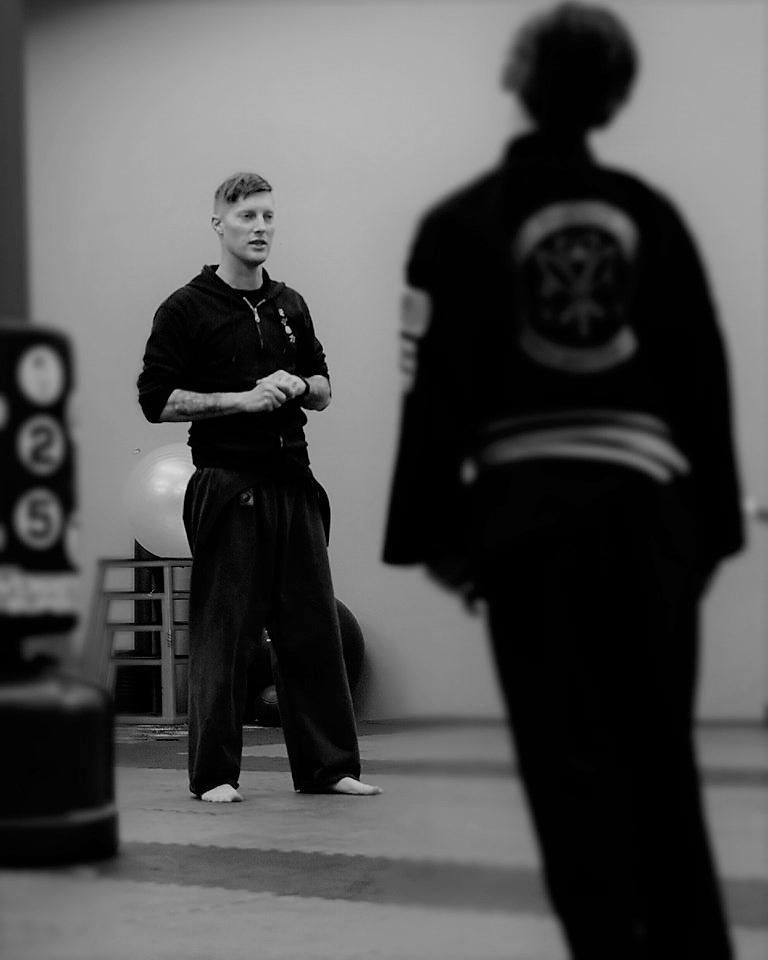 Caleb Hood Kajukenbo Tum Pai Martial Arts Self Defense