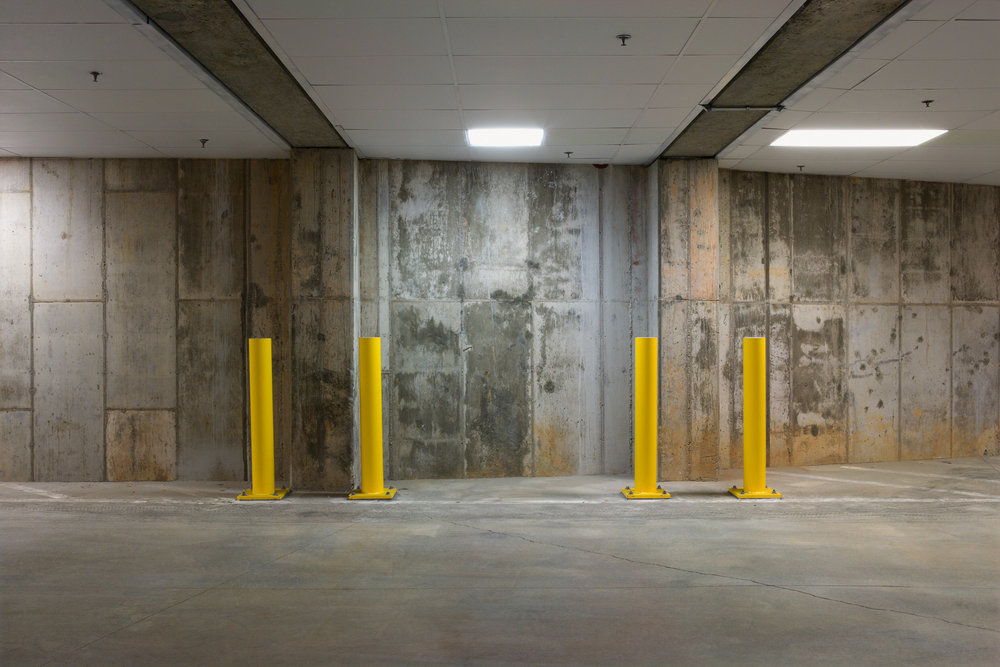 Parking Lot Deck Membrane