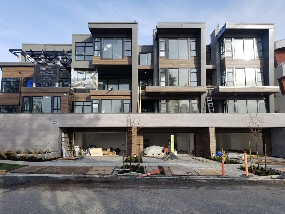 New Construction, Exterior Caulking, NLC
