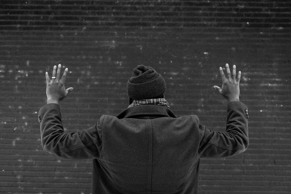 Black Men - Meditations on Black Manhood in Chicago