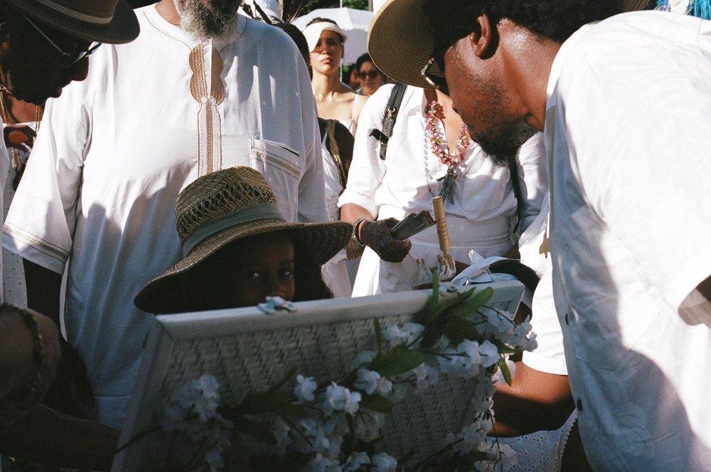Maafa Ceremony - new orleans, 2018