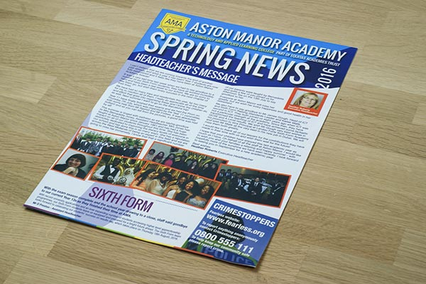 School & Academy Newsletters