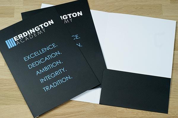 Printed Folders