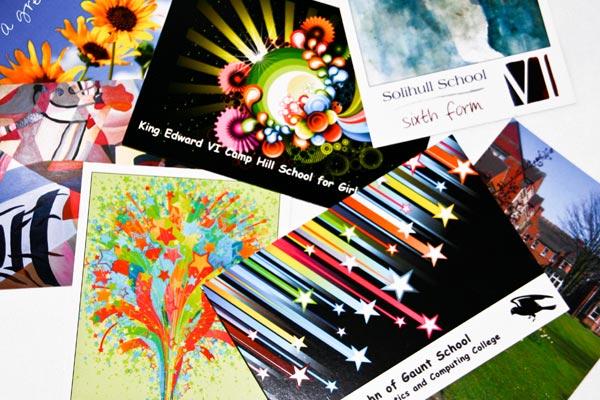Praise Postcards