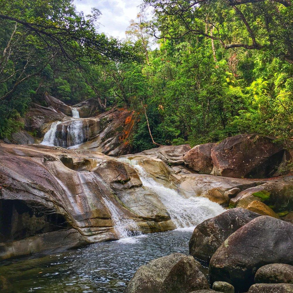 Milla Milla Falls, Australia