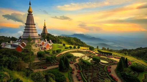 Chiang Mai, Thailand. Credit to Lonely Planet.