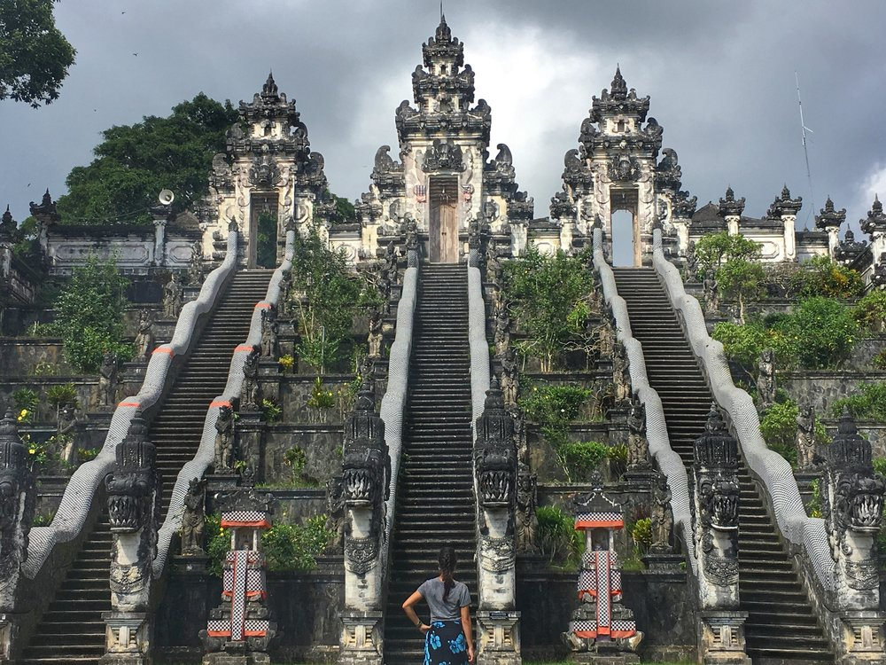 How To Find The Gates Of Heaven At Pura Lempuyang In Bali Roam The