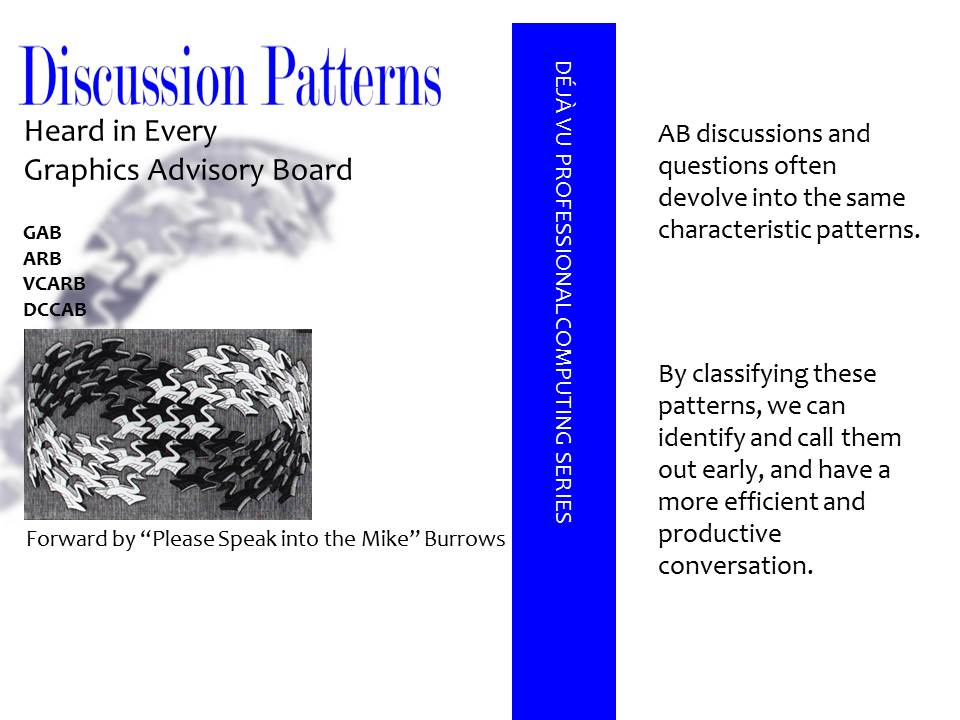 Discussion Patterns