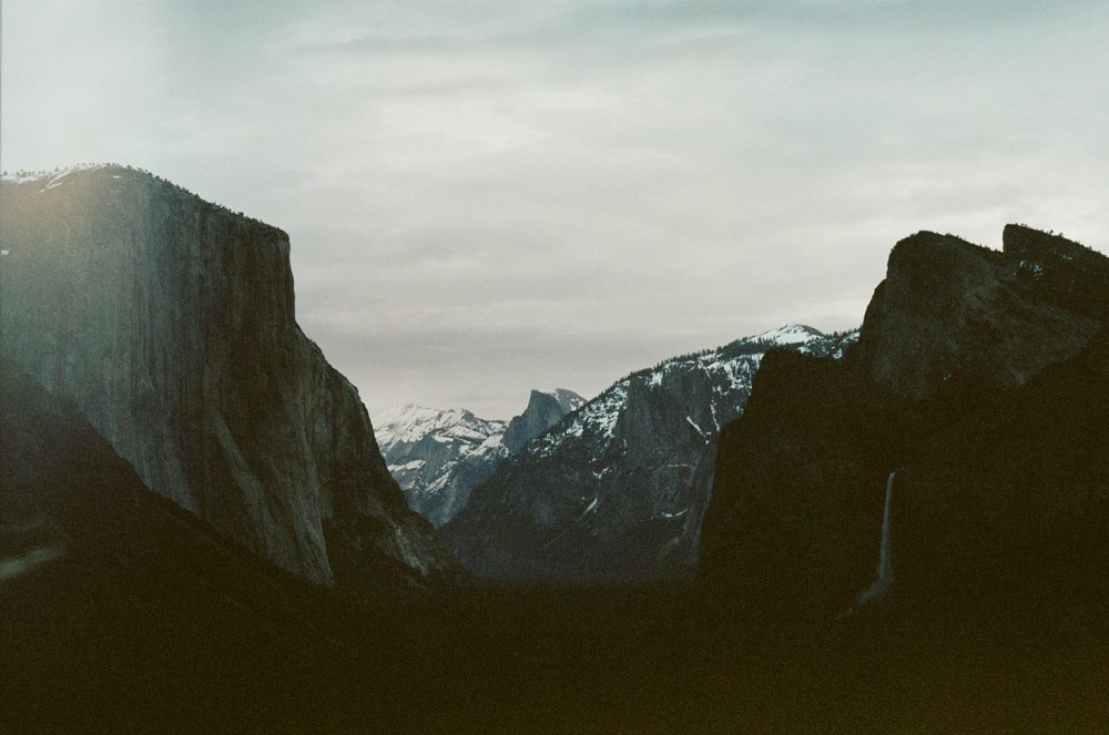 Yosemite on Film // Rachael Alexandra.co // Vancouver Island Photographer
