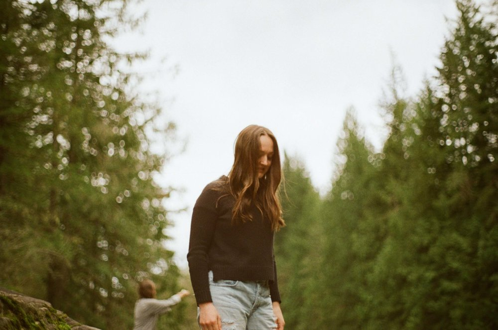 Film Portraits // Rachael Alexandra.co // Vancouver Island Photographer