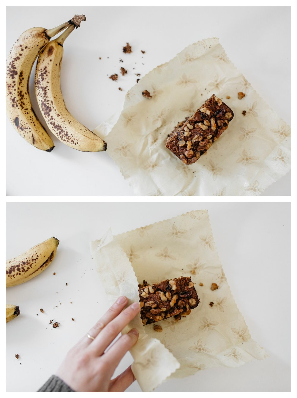 Goldilocks Beeswax Wraps - Eco-friendly Saran Wrap- Rachael Alexandra.co