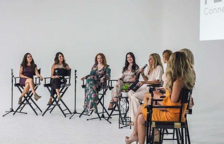 Femargent  Launch Event Female Entrepreneur Panelist Topic: Confidence & Mindset