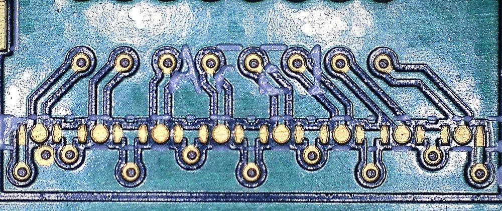 Sensing electrodes