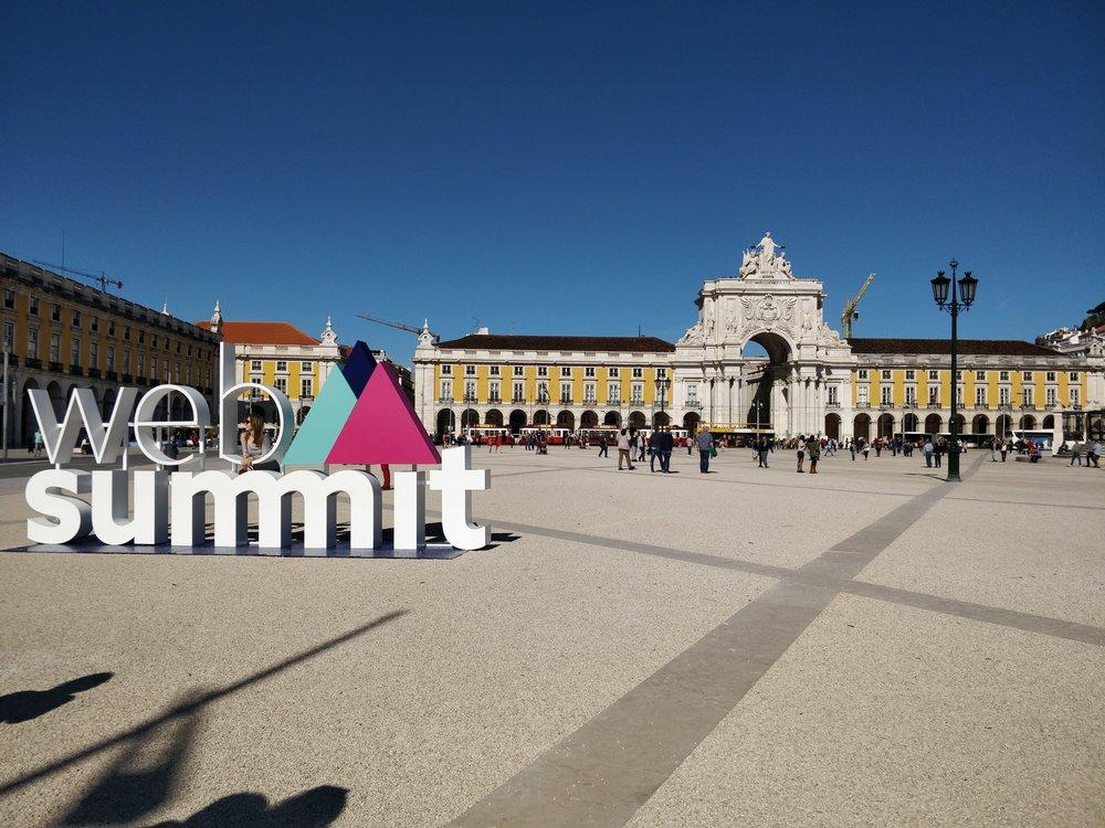 November 6, 2017 - Praca do Comercio, Lisbon