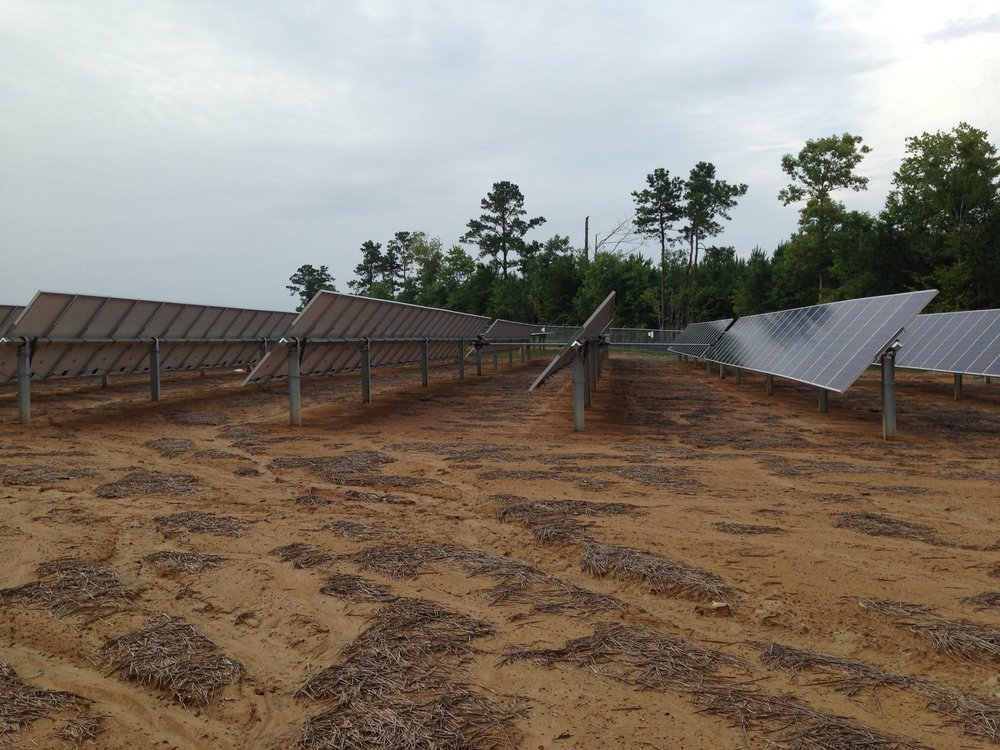 Eastern North Carolina Solar Projects