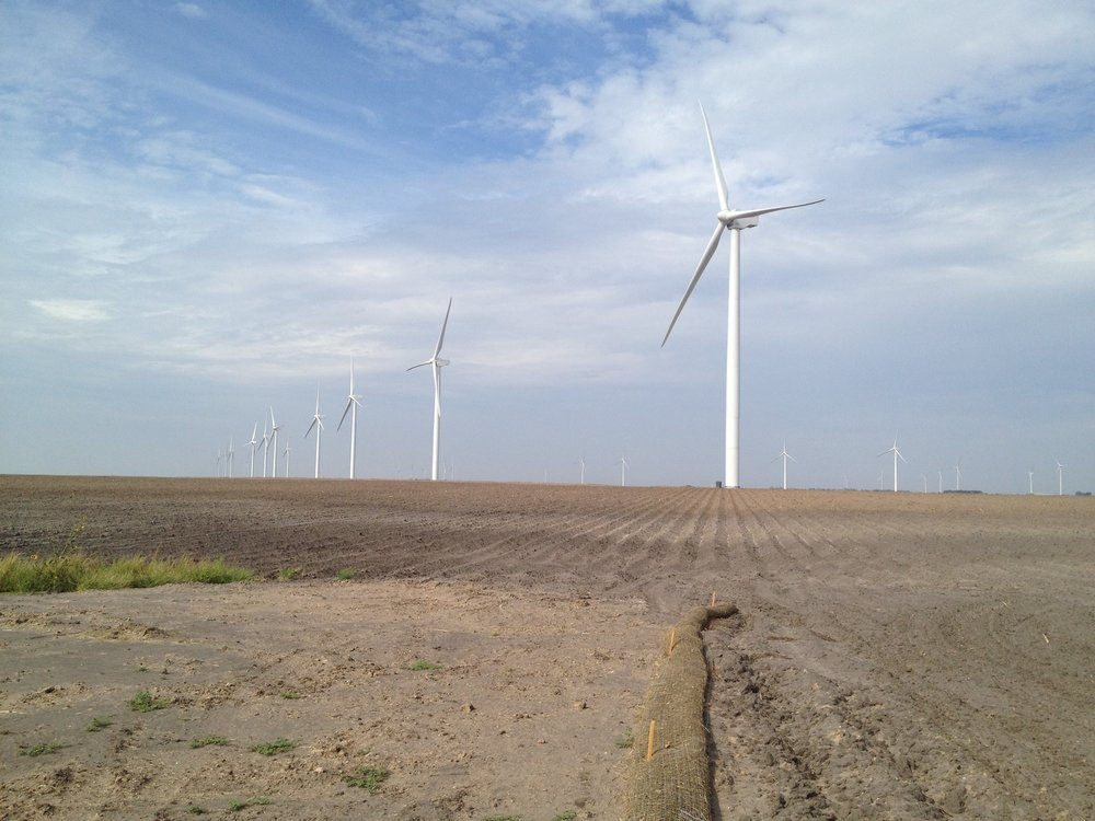 Los Vientos III/IV/V Wind Projects