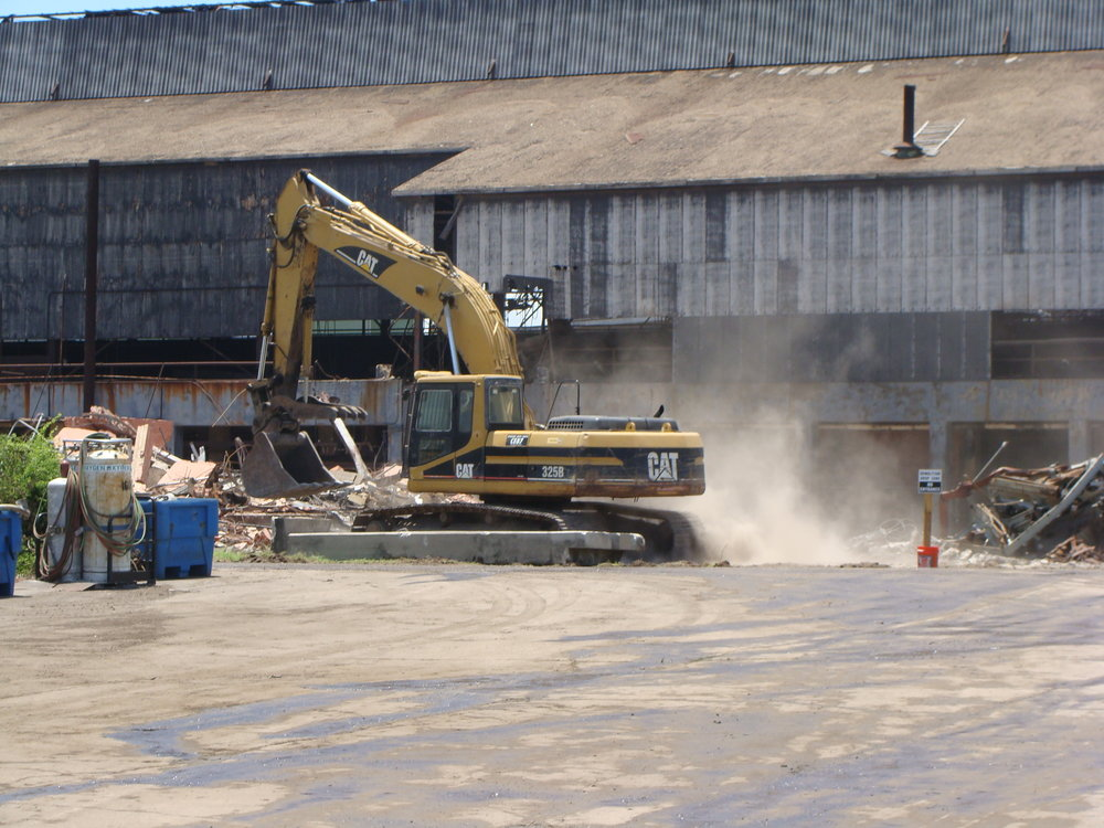 Encycle/ASARCO Facility - Superfund Demolition