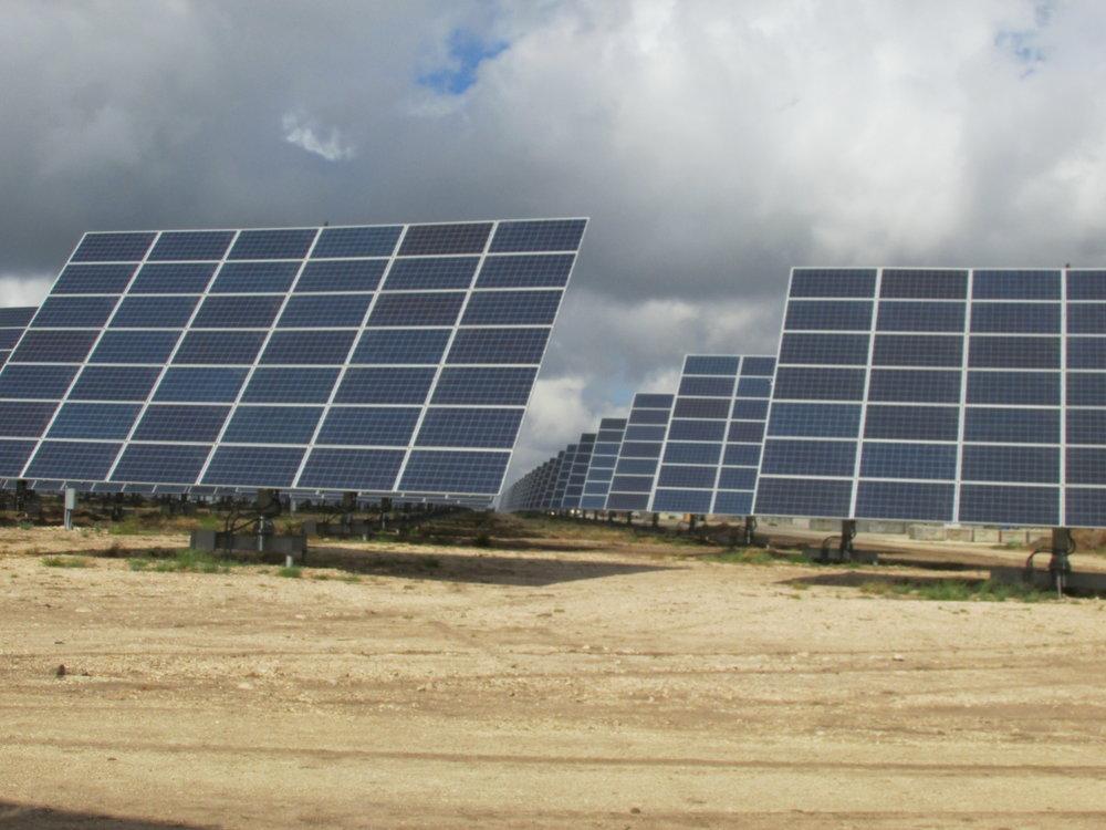 Alamo 1-9 Solar ProJects