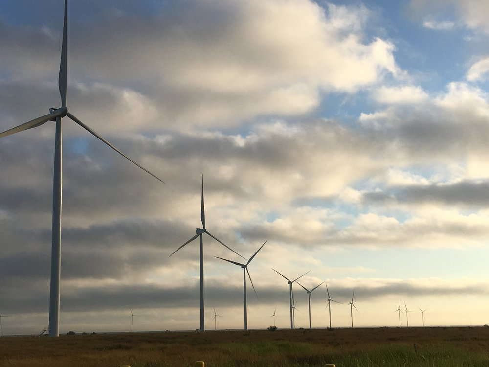 Los Vientos I - II Wind Projects