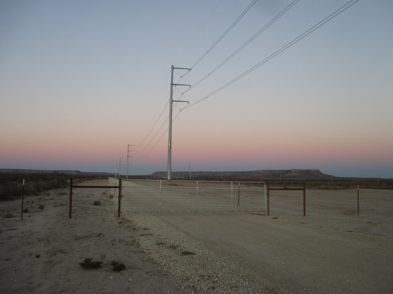 West Texas Solar Projects