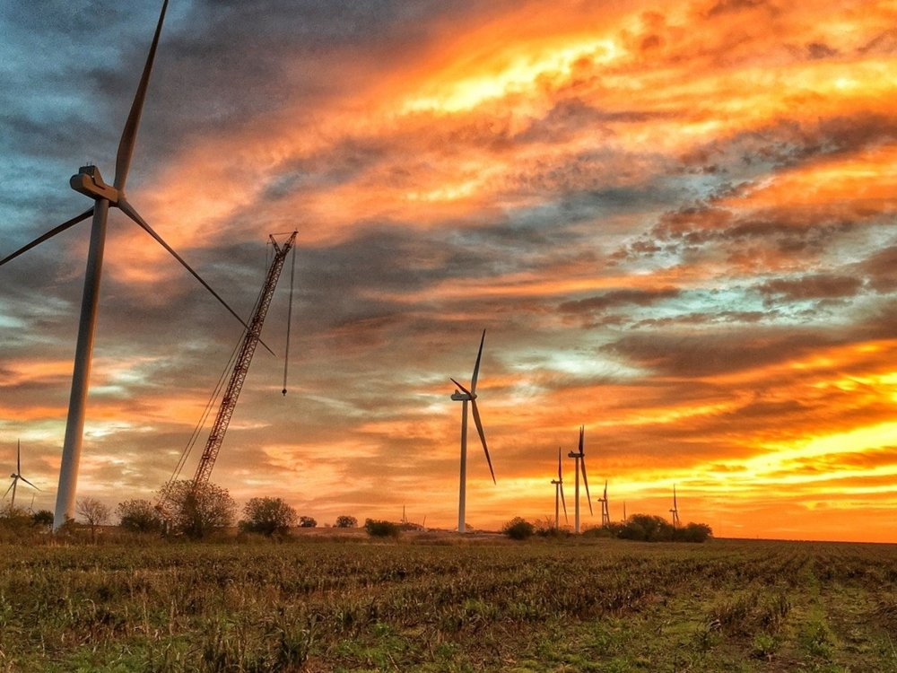 Frontier Wind Project