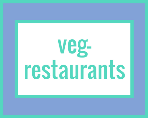 vegan resaurants