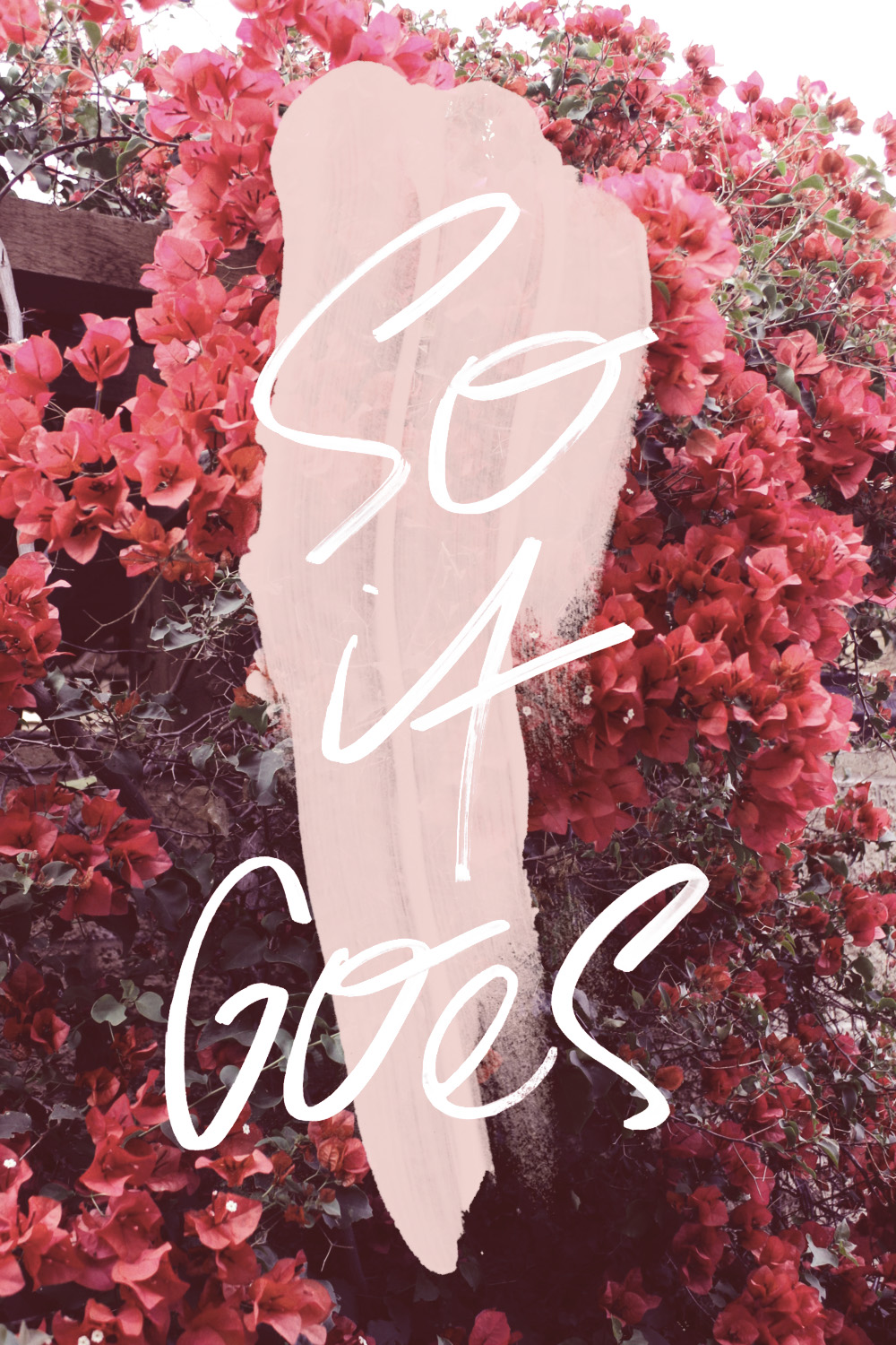 So it goes | Reux Design Co.
