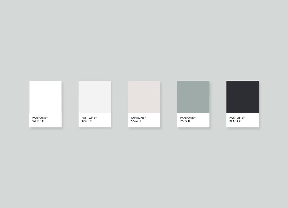 teal and neutral color palette | Reux Design Co.