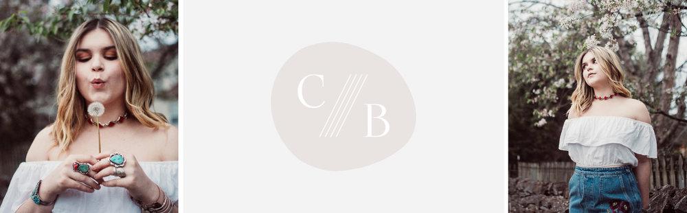 Carmen Brandy - singer songwriter - Brand Identity Design + Website Design | Reux Design Co.