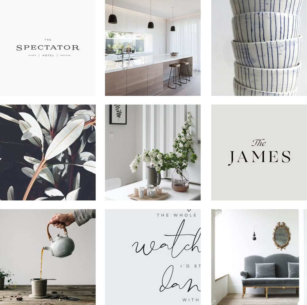 Jenn Orr Design moodboard | classic, traditional, neutral interior design inspired moodboard by Reux Design Co.