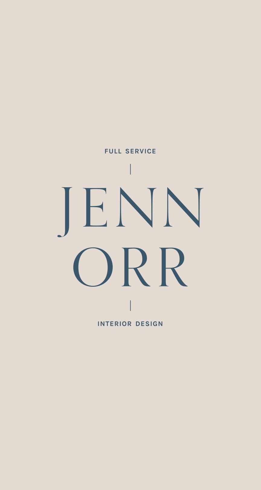 logo designs | Timeless, Classic, Neutral brand design for interior designer | by Reux Design Co.