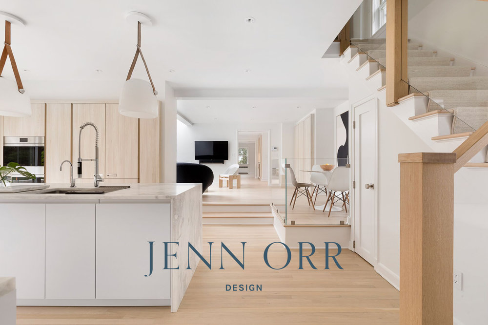 Timeless, Classic, Neutral brand design for interior designer | by Reux Design Co.