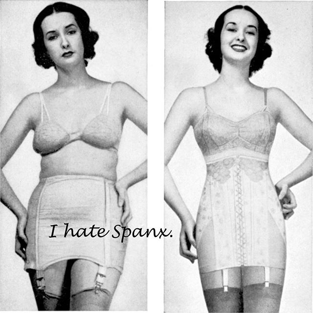 Read more about spanx and my high school nemesis, Vonda Lee, at http://www.bloomsburytherapy.com/blog-2/2017/1/22/vonda-lee-spanx-1