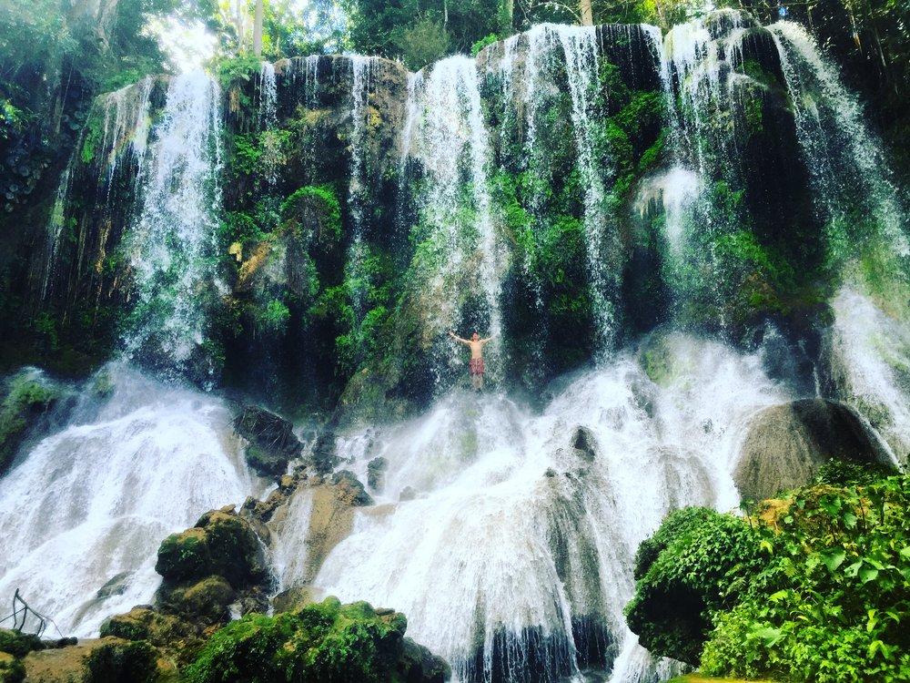 Dylan Nunn Waterfall