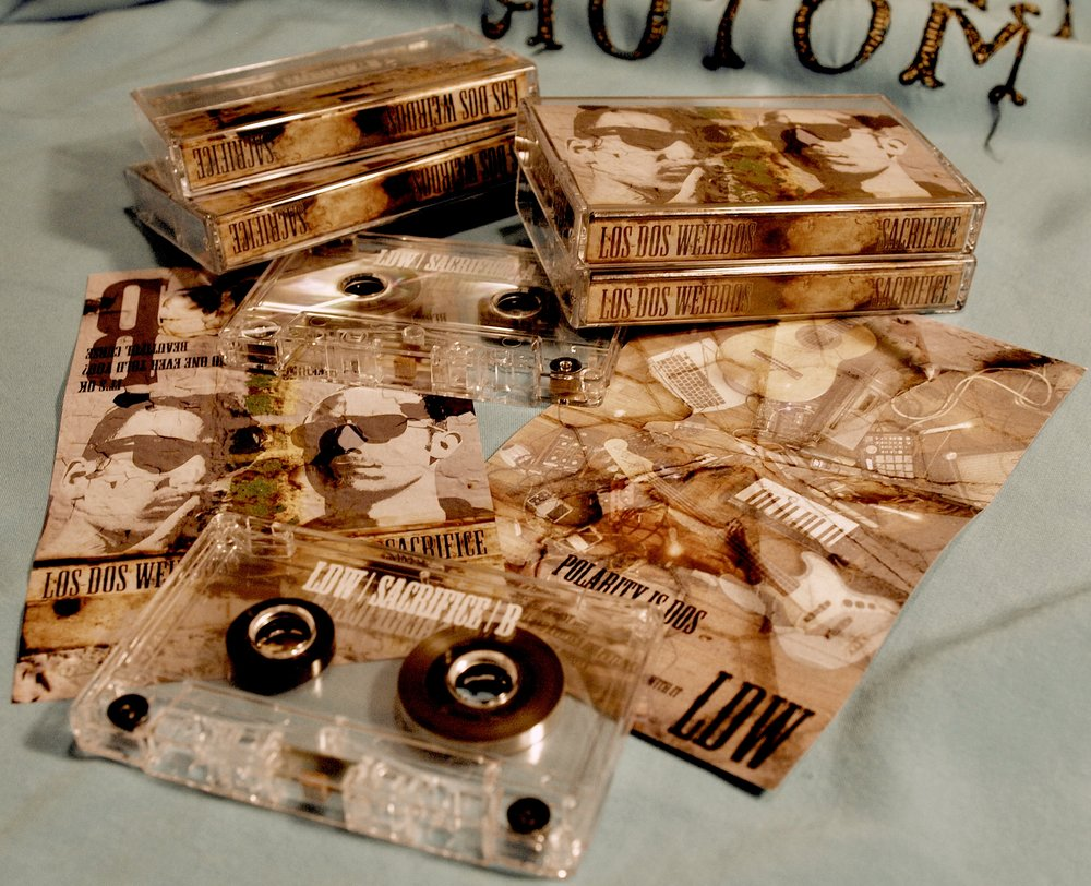 Sacrifice EP (SOLD OUT!) -
