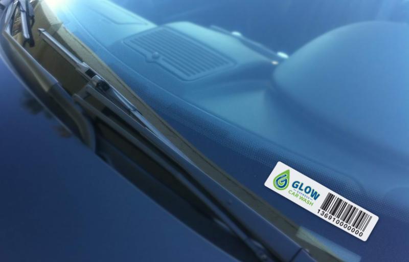 Glow RFID Tag