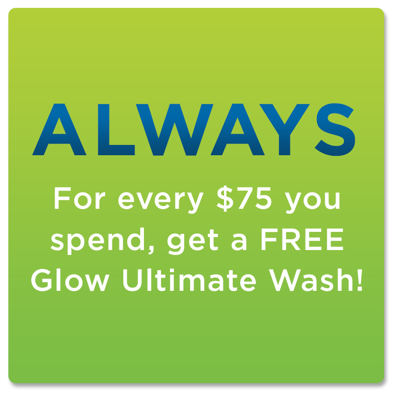 Always - Free Glow Ultimate Wash