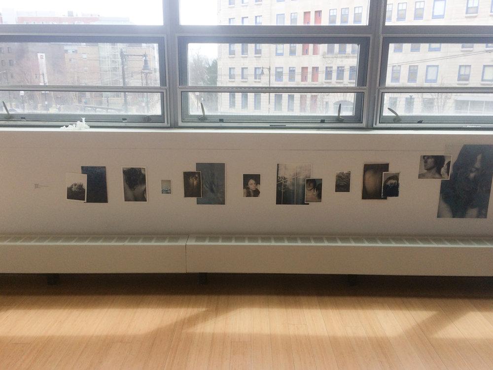 Student Life Gallery, MassArt
