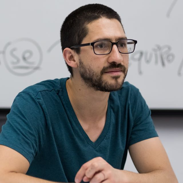 Nicolas Zuluaga, Instructor at Berges Institute