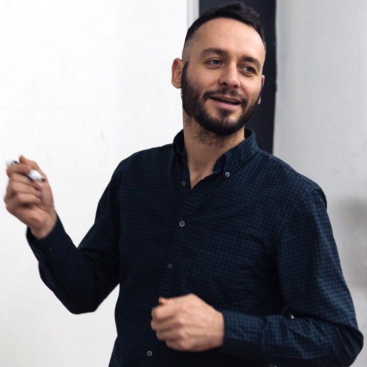 Rolando Gonzalez, Instructor at Berges Institute