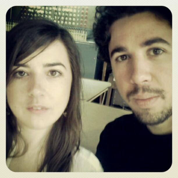 Vanessa & Dan circa 2011