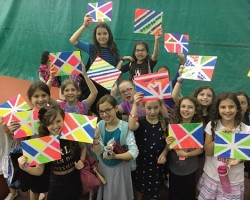 Camp 613 Art Showcases Campers' Individuality - Jewish Link, July 27, 2017