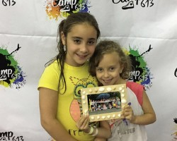 Camp 613 Girls Division Loves Beach 613 - Jewish Link, August 3, 2017
