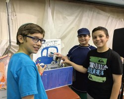 Chesed Is a Priority at Camp 613 - Jewish Link, August 17, 2017