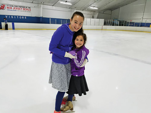 Ice Skating Is the Coolest Activity at Camp 613 - Jewish Link July 6, 2017