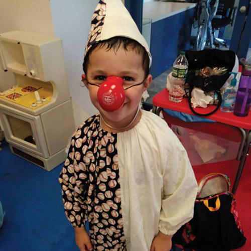 Peppy Purim Party Day Is a Hit at Camp 613 - Jewish Link, July 13, 2017