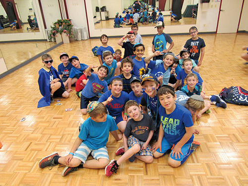 Color War is Fierce and Fun at Camp 613 - Jewish Link, August 24, 2017